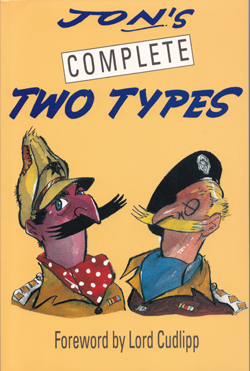 Jon's Complete Two Types - The Cartoonists' Club of Great