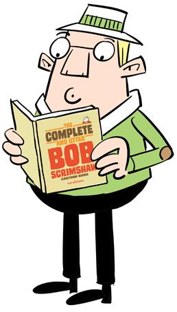 Bob Scrimshaw