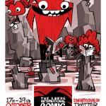 Comic art festival