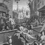 William Hogarth - Gin Lane