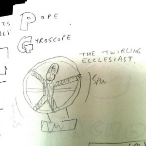 Pope Gyroscope