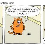 Learn to Speak Cat cartoon