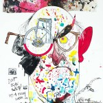 Ralph-Steadman--Self-portrait-2006