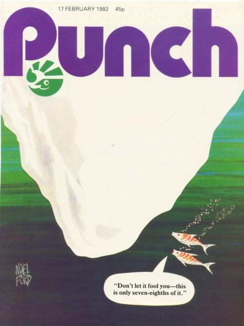 Noel Ford - Punch cover