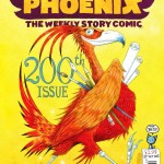 The Phoenix issue 200cover