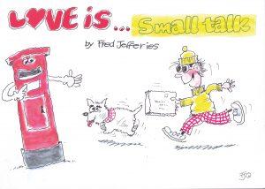 Love Is Small Talk_ 2