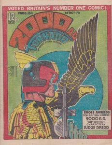2000AD Judge Dredd