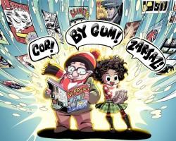 The Story of British Comics So Far