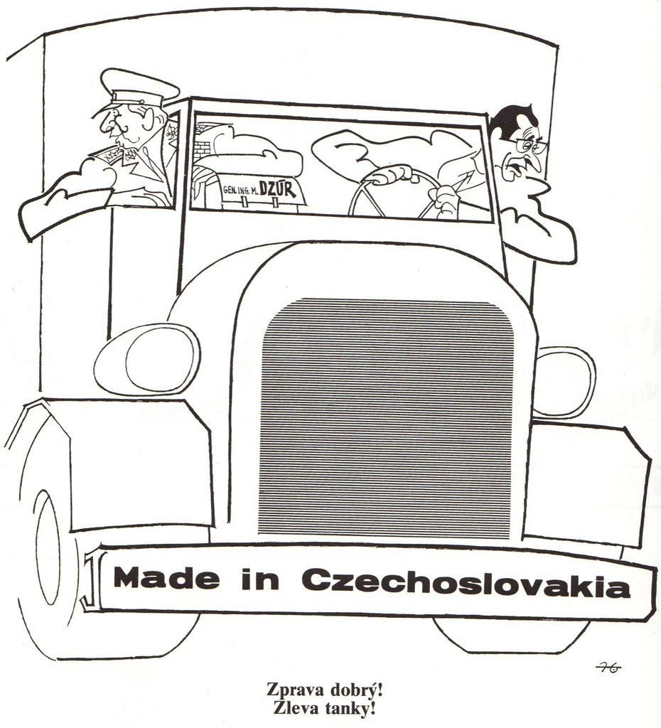 Made in Czechoslovakia - © Miroslav Liďák