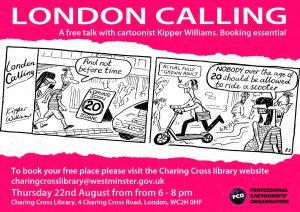 London Cartoon Show