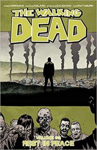 Cover to Walking Dead 32