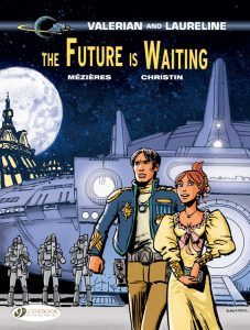 Cover to Volume 3 of Valerian and Laureline