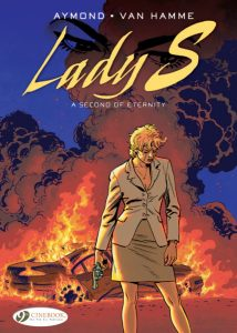 Cover to Lady S book 6