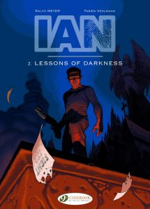 The second issue of Cinebook's IAN