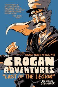 Cover to Crogan's Adventures: Last Of The Legion
