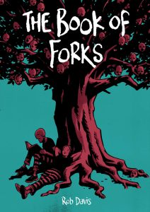 Cover to The Book Of Forks