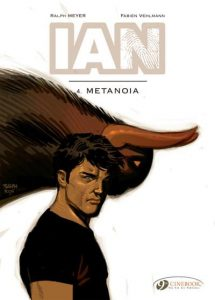 Cover to the fourth volume of IAN