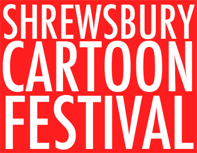 The Shrewsbury Cartoon Festival 2020 - logo
