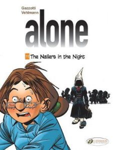 Cover to Alone Vol 11