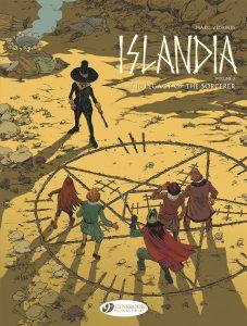 Cover to Islandia 3