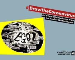 Draw the Coronavirus Cartoon eBook