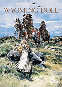 Cover to Wyoming Doll, from Cinebook
