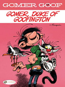 Cover to Gomer Goof Volume 7