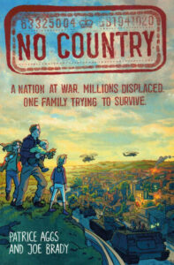 Cover to No Country