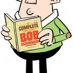 Bob reading