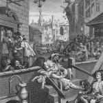 William Hogarth - Gin Lane