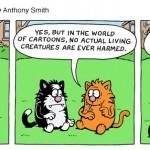 Learn to Speak Cat - comic strip