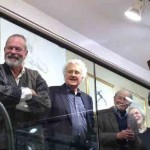 Terry Gilliam and Cartoonists