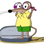 The Shrewsbury Cartoon Festival 2020 - Barry the Shrew